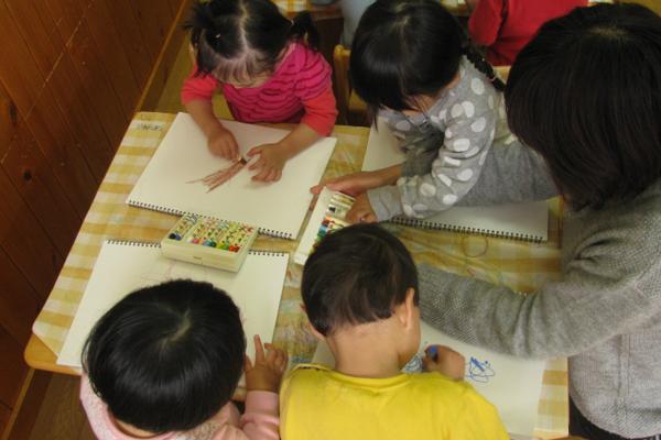1、2歳児クラス